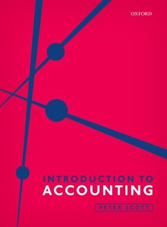 Couverture de l'ouvrage Introduction to Accounting