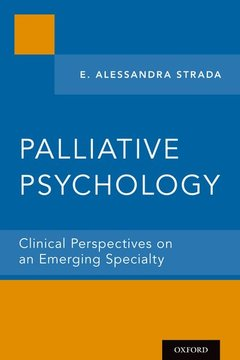 Cover of the book Palliative Psychology