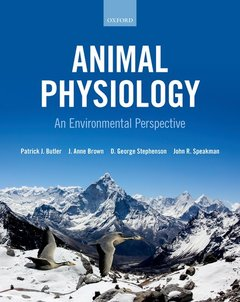 Cover of the book Animal Physiology: an environmental perspective