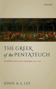 Cover of the book The Greek of the Pentateuch