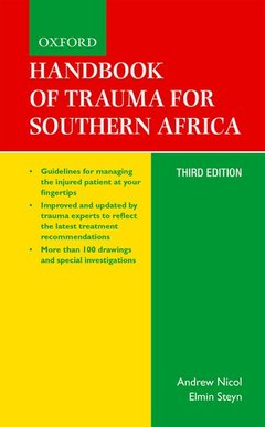 Cover of the book Handbook of Trauma for Southern Africa