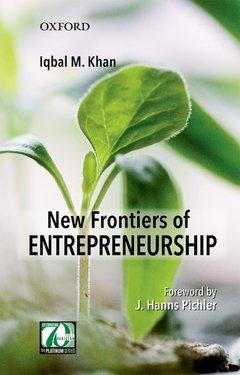 Couverture de l'ouvrage New Frontiers of Entrepreneurship