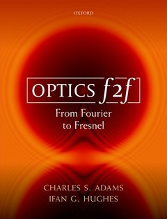 Cover of the book Optics f2f