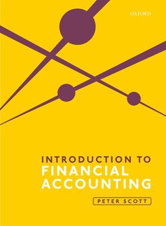 Couverture de l'ouvrage Introduction to Financial Accounting