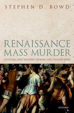 Couverture de l'ouvrage Renaissance Mass Murder