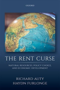 Couverture de l'ouvrage The Rent Curse