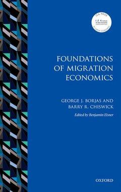 Couverture de l'ouvrage Foundations of Migration Economics