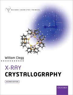 Couverture de l'ouvrage X-Ray Crystallography
