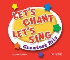 Couverture de l'ouvrage Let's Chant, Let's Sing: Greatest Hits