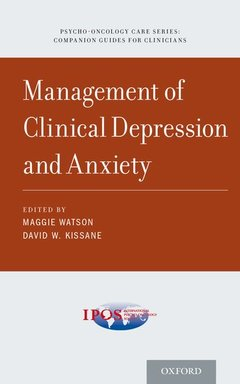 Couverture de l'ouvrage Management of Clinical Depression and Anxiety