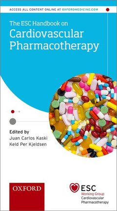 Cover of the book The ESC Handbook on Cardiovascular Pharmacotherapy