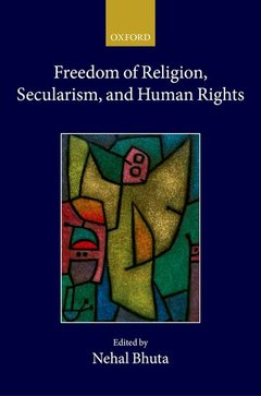 Couverture de l'ouvrage Freedom of Religion, Secularism, and Human Rights