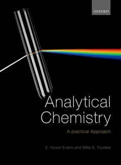 Cover of the book Analytical Chemistry: A Practical Approach