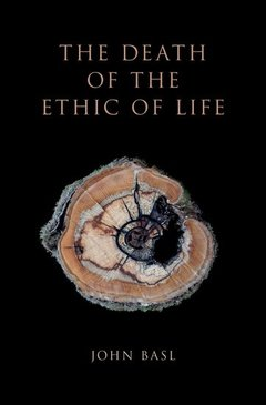 Couverture de l'ouvrage The Death of the Ethic of Life