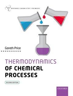 Couverture de l'ouvrage Thermodynamics of Chemical Processes OCP