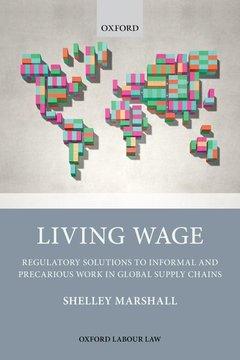 Couverture de l'ouvrage Living Wage