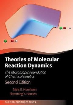 Couverture de l'ouvrage Theories of Molecular Reaction Dynamics