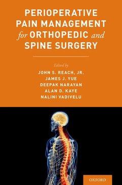 Cover of the book Perioperative Pain Management for Orthopedic and Spine Surgery