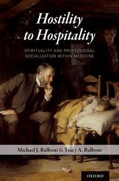Cover of the book Hostility to Hospitality