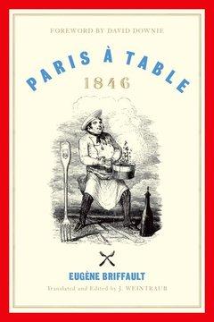 Cover of the book Paris à Table