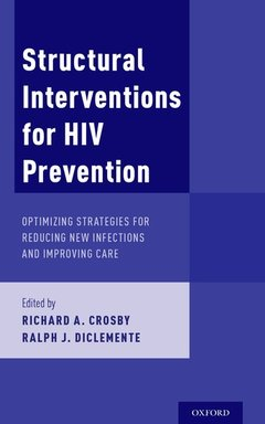 Cover of the book Structural Interventions for HIV Prevention