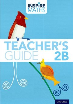 Couverture de l'ouvrage Inspire Maths: 2: Teacher's Guide 2B