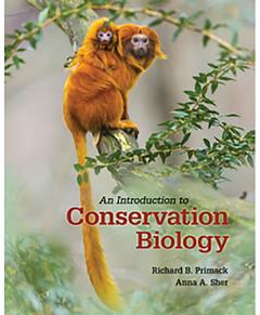 Couverture de l'ouvrage An Introduction to Conservation Biology