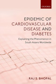 Cover of the book Epidemic of Cardiovascular Disease and Diabetes