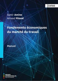 Couverture de l'ouvrage Fondements économiques du marché du travail