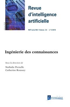 Couverture de l'ouvrage Ingénierie des connaissances