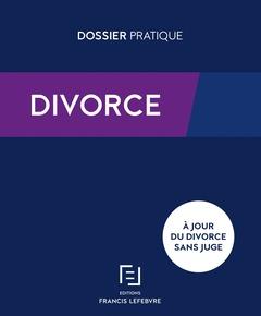 Couverture de l'ouvrage Divorce