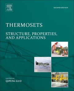 Couverture de l'ouvrage Thermosets (2nd Ed.)