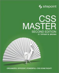 Couverture de l'ouvrage CSS Master