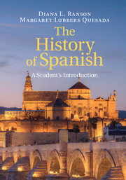 Cover of the book The History of Spanish