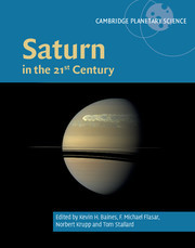 Cover of the book Saturn in the 21st Century