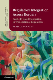 Cover of the book Regulatory Integration Across Borders