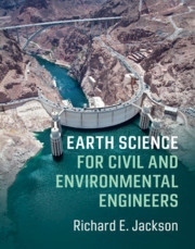 Cover of the book Earth Science for Civil and Environmental Engineers