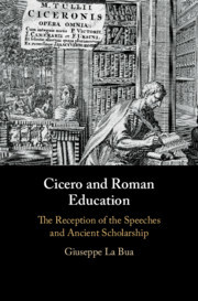 Cover of the book Cicero and Roman Education