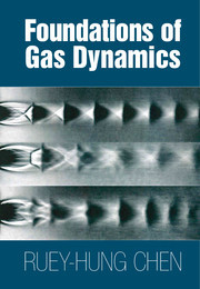 Cover of the book Foundations of Gas Dynamics