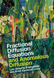 Couverture de l'ouvrage Fractional Diffusion Equations and Anomalous Diffusion