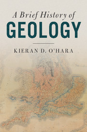 Couverture de l'ouvrage A Brief History of Geology