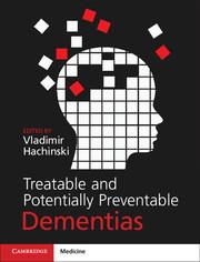 Couverture de l'ouvrage Treatable and Potentially Preventable Dementias