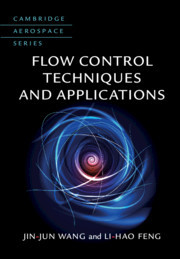 Cover of the book Flow Control Techniques and Applications