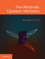 Couverture de l'ouvrage Non-Relativistic Quantum Mechanics