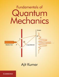Couverture de l'ouvrage Fundamentals of Quantum Mechanics