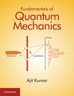 Cover of the book Fundamentals of Quantum Mechanics