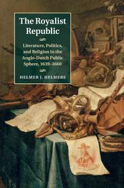 Couverture de l'ouvrage The Royalist Republic