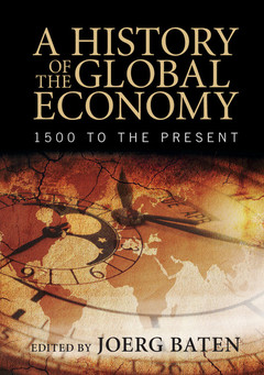Cover of the book A History of the Global Economy