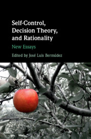 Cover of the book Self-Control, Decision Theory, and Rationality