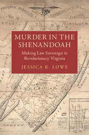 Cover of the book Murder in the Shenandoah